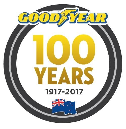 Goodyear 100years