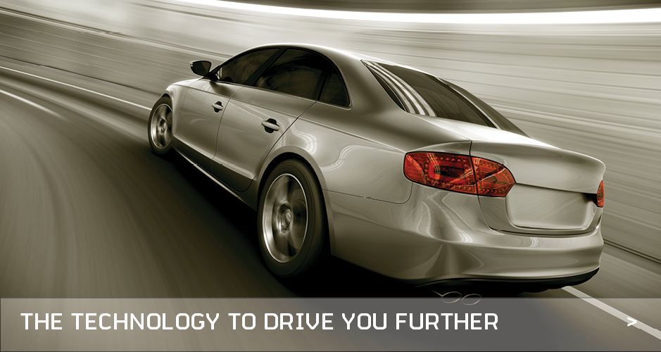 The Technology To Drive You Further