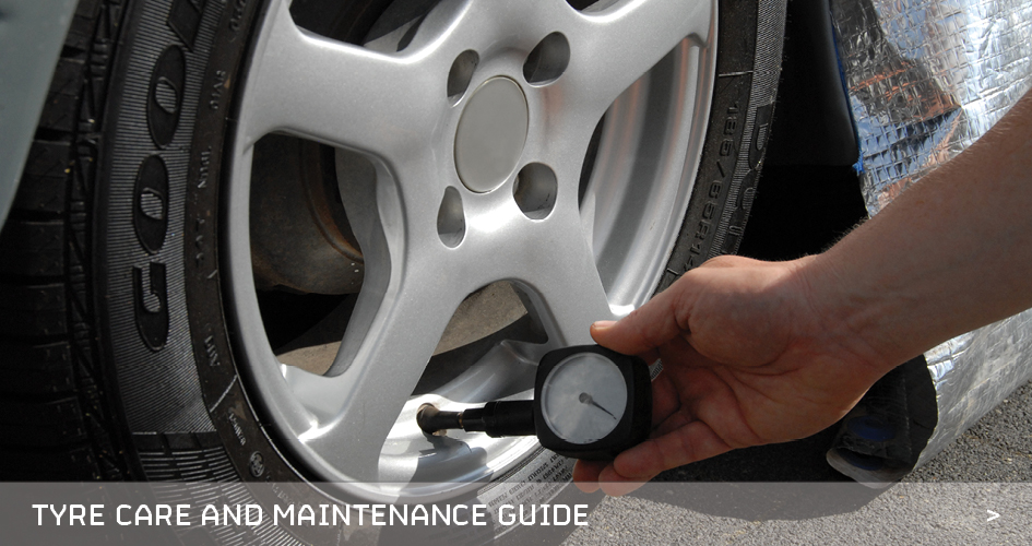 Tyre Care & Maintenance Guide