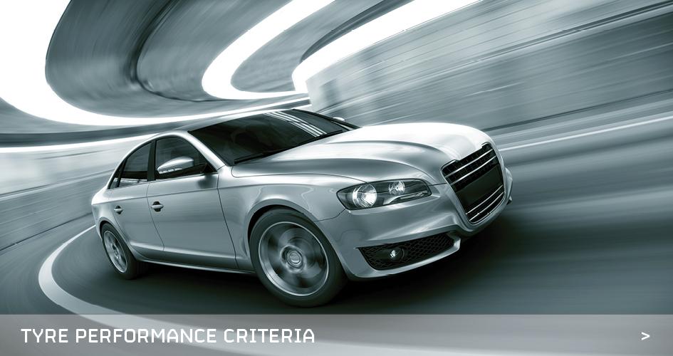 Tyre Performance Criteria